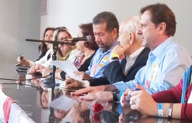 Acir Gurgacz participa de convenção nacional do PDT - Gente de Opinião