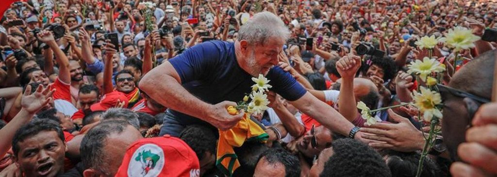 Lula divulga as cinco diretrizes de sua campanha à presidência  - Gente de Opinião