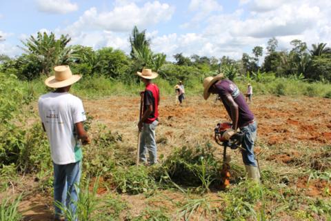 Agricultores familiares de RO. Receberão apoio para regularização ambiental
