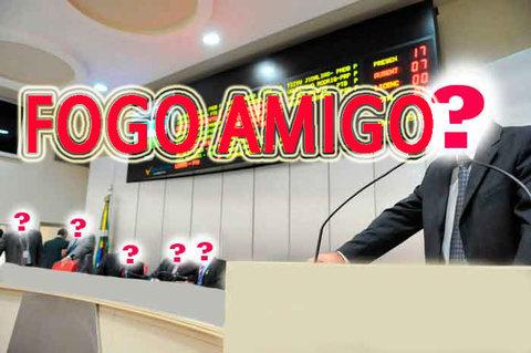FOGO AMIGO - Por Carlos Sperança