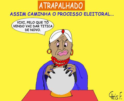 BASTIDORES: O que mais falta acontecer nessa fase de pré campanha? Por Sérgio PIres