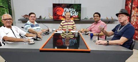 Dinossauros, Lula e o 4º Seminário de Direito Eleitoral de RO (VÍDEO)