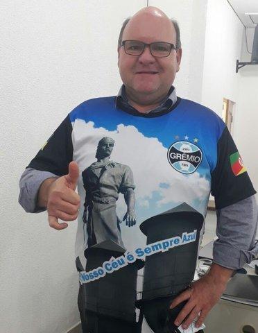 VISITA DE LEÃO LÍDER - Por Ciro Pinheiro - Gente de Opinião