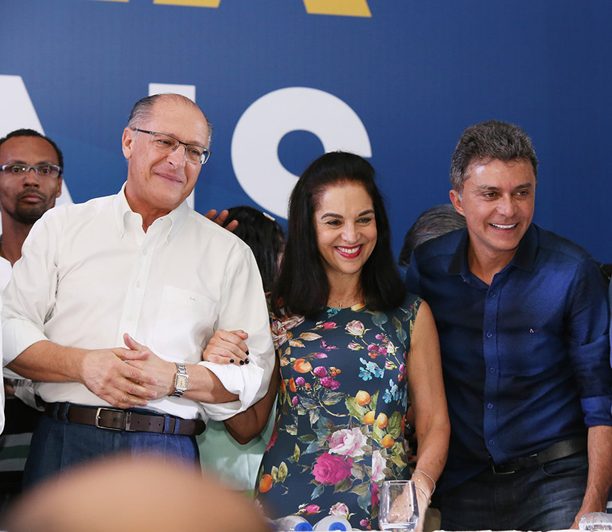 Pré-convenção do PSDB, DEM e PSD reúne milhares em Ji-Paraná  - Gente de Opinião