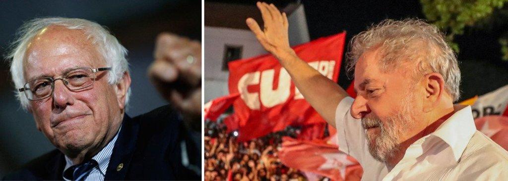 Bernie Sanders e mais 28 parlamentares dos EUA querem Lula Livre  - Gente de Opinião