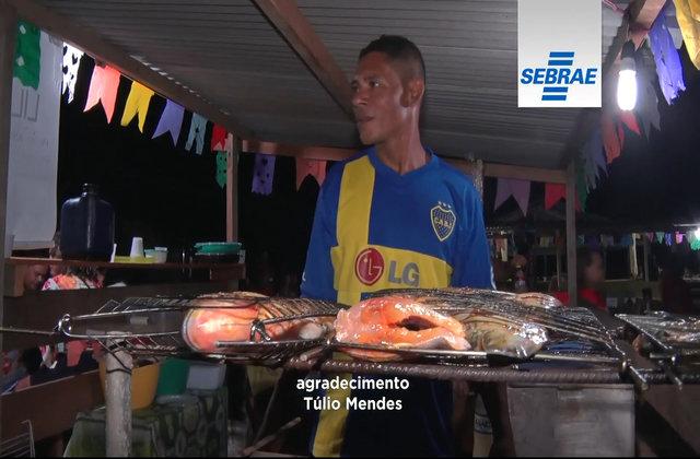 Turismo aquece a economia do distrito de Nazaré (VÍDEO)