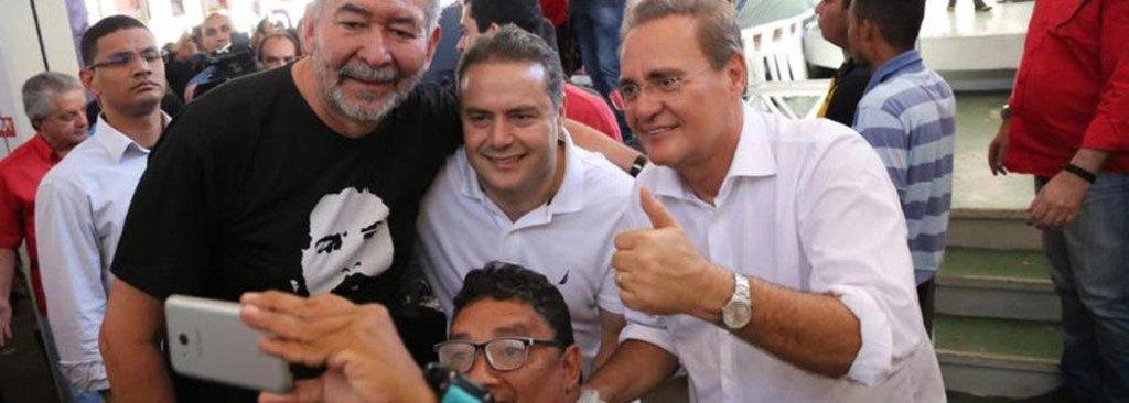 """Calheiros anunciam voto em Lula """"ou em quem ele indicar""""  - Gente de Opinião"""