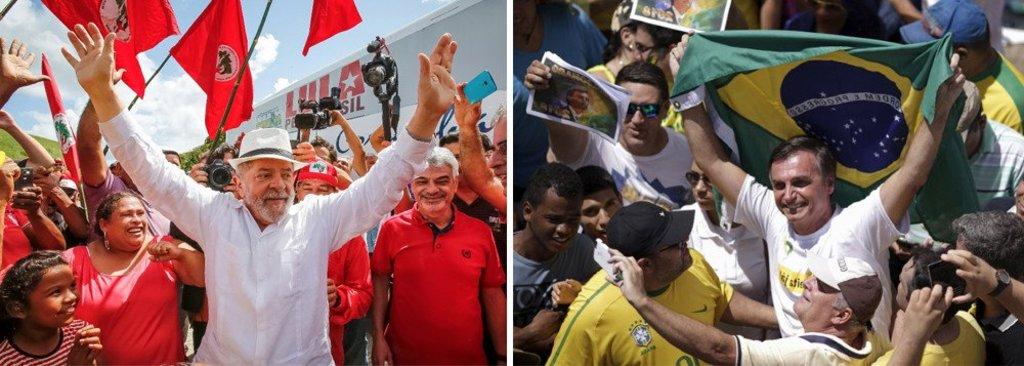 Paraná Pesquisas indica segundo turno com Lula e Bolsonaro - Gente de Opinião