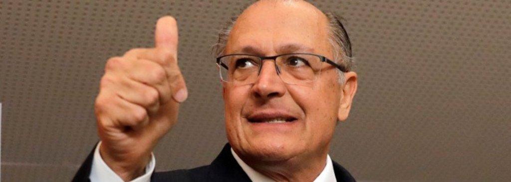 Apoio do centrão mantém Alckmin agonizando na intenção de voto  - Gente de Opinião