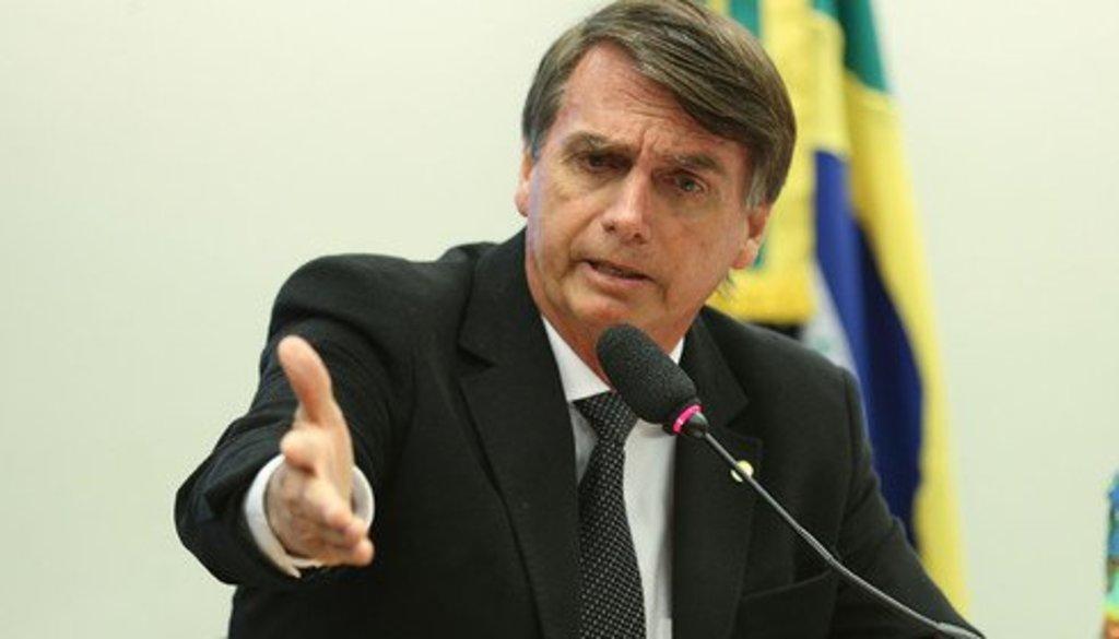 Bolsonaro mente à Globo para atacar Alckmin - Gente de Opinião