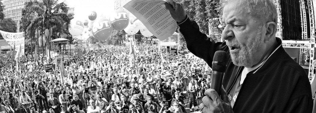 Lula ao La Repubblica: 'estarei em campo em 7 de outubro'  - Gente de Opinião