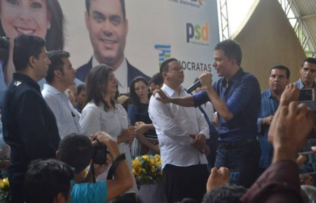Expedito fecha chapa com Maurício a vice e Marcos Rogério e Pastor Edésio ao Senado - Gente de Opinião