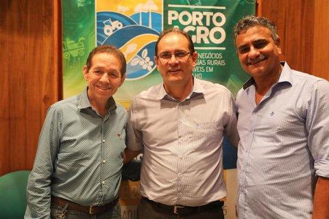 Fecomércio-RO participa do Lançamento da PortoAgro