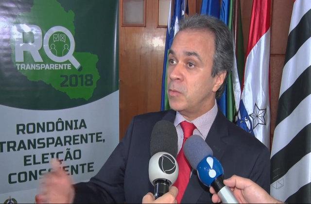 TCE, MPC e TRE apresentam dados contábeis aos pré-candidatos ao Governo de Rondônia