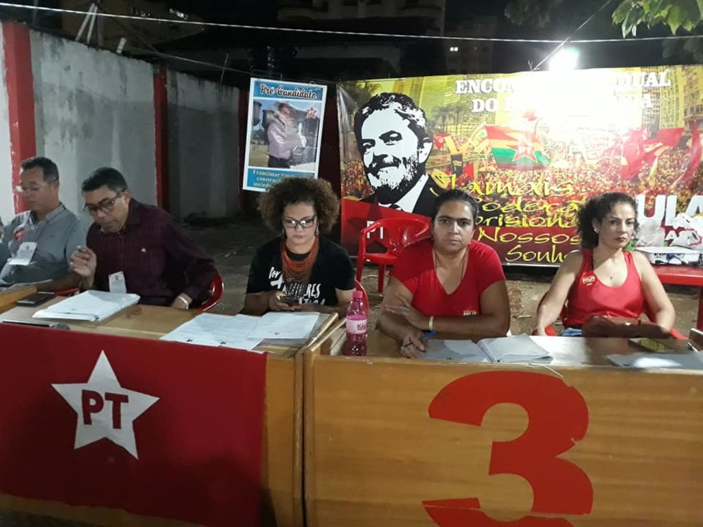 PT firma coligação com bloco do PDT para as eleições - Gente de Opinião