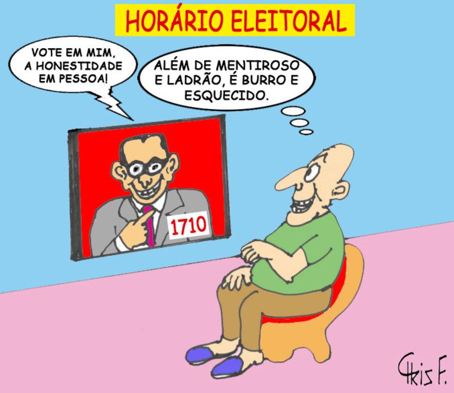 HORÁRIO ELEITORAL - Gente de Opinião