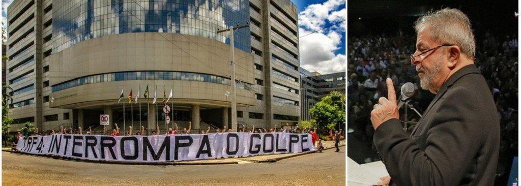 TRF-4 nega a Lula direito de participar de debate  - Gente de Opinião