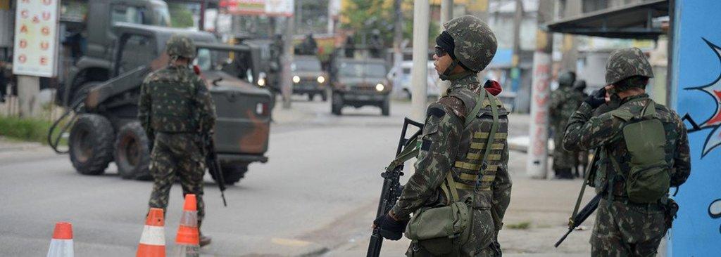 Forças Armadas estarão em várias cidades durante eleição  - Gente de Opinião