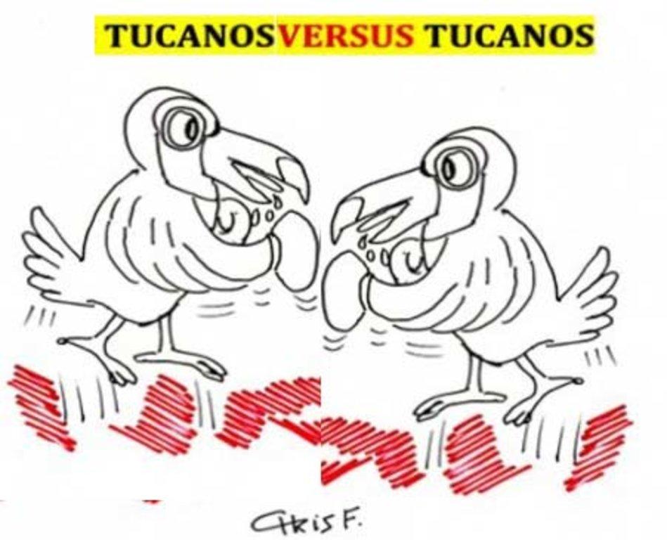Em crise, os tucanos trocam bicadas - Por Carlos Sperança - Gente de Opinião