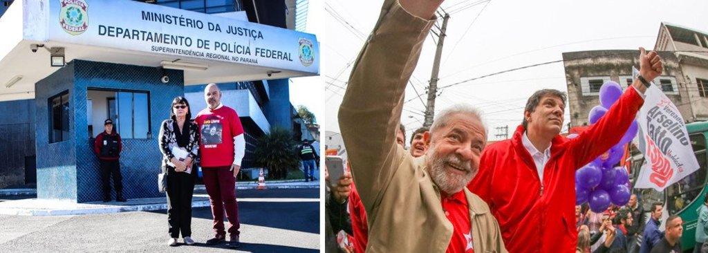Lula manda dizer que Haddad é sua voz enquanto estiver na cadeia - Gente de Opinião