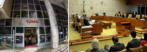 Efeito cascata: Aumento do STF vai custar R$ 137 mi em Minas
