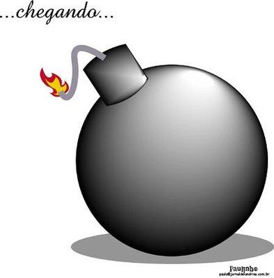 Calmaria política é sinal de bombas, logo em seguida... Por Carlos Sperança
