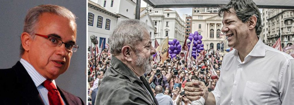 Marcos Coimbra: ou Lula vence, ou Haddad passa em primeiro lugar - Gente de Opinião