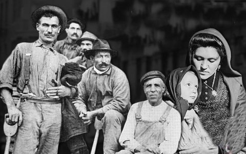 Imigrantes italianos. Quando os refugiados eram eles -  Por: Equipe Oásis