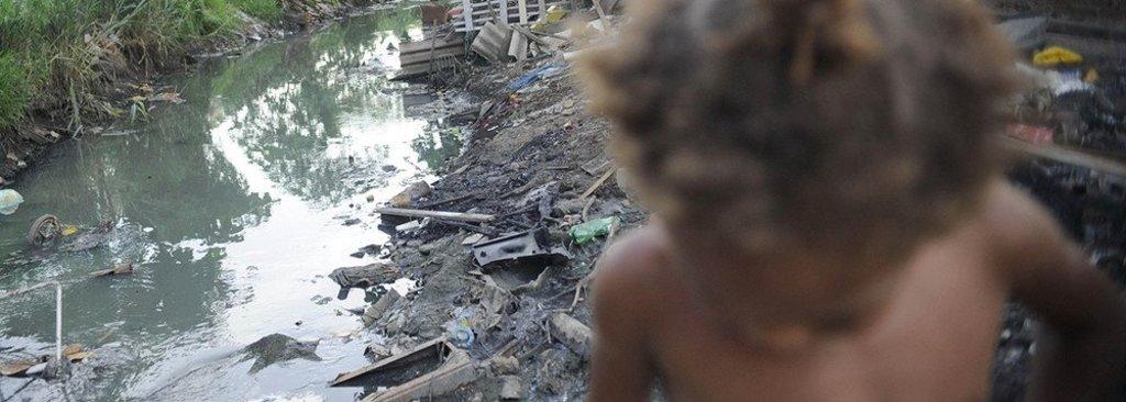 Seis em cada 10 crianças brasileiras vivem na pobreza - Gente de Opinião
