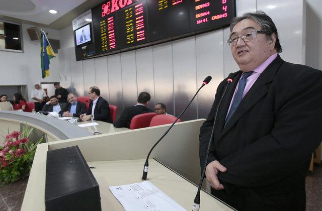 Deputados, governador e técnicos da Sefin debatem riscos econômicos caso aditivo não seja aprovado