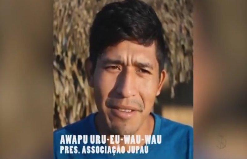 ASSOCIAÇÃO KANINDÉ PEDE SOCORRO PARA OS ÍNDIOS URU-EU-WAU-WAU (VÍDEO)