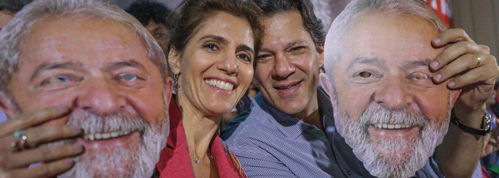 'Não pretendo morrer nem renunciar', diz Lula em carta, que será lida por Haddad  - Gente de Opinião