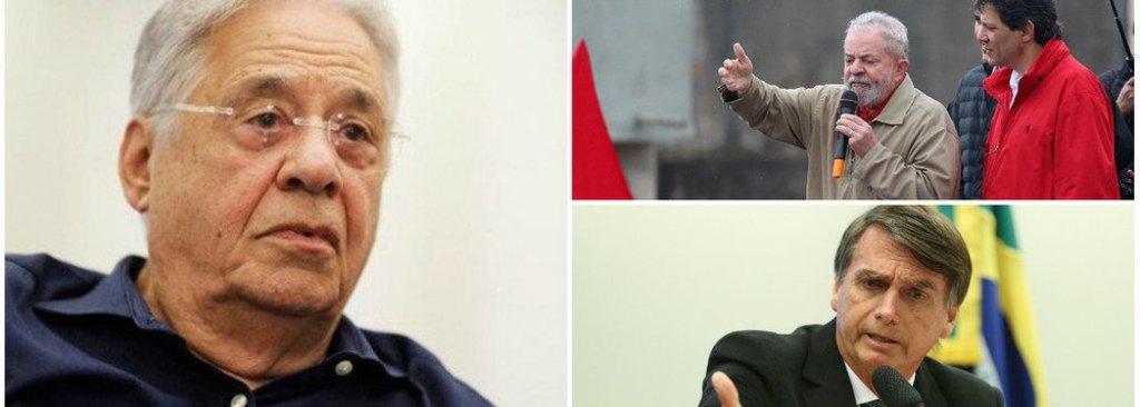 FHC sugere apoio tucano ao PT contra Bolsonaro - Gente de Opinião