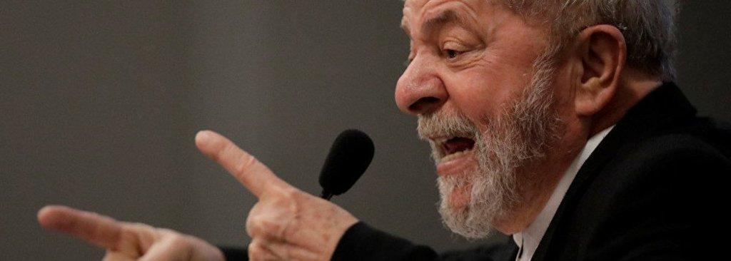 Defesa protocola no TSE pedido para Lula participar do debate da Rede TV!  - Gente de Opinião