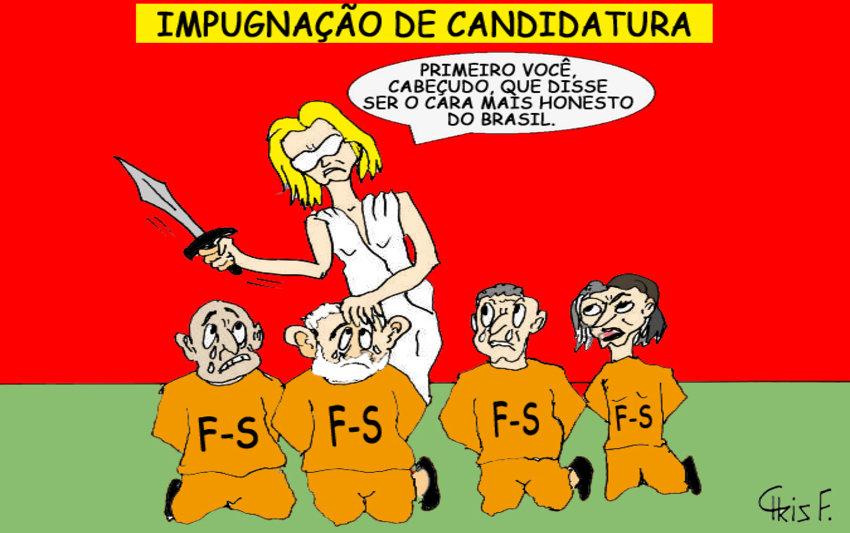 IMPUGNAÇÃO DE CANDIDATURA