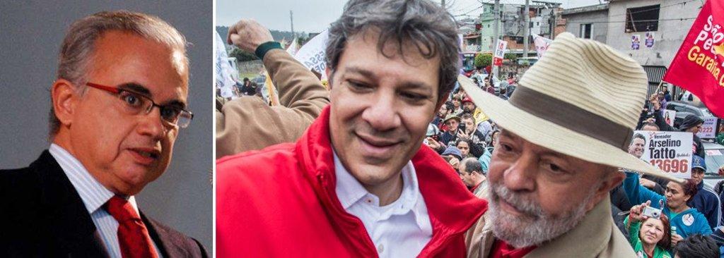 Marcos Coimbra:se Lula for cassado, votos serão transferidos para Haddad em horas - Gente de Opinião