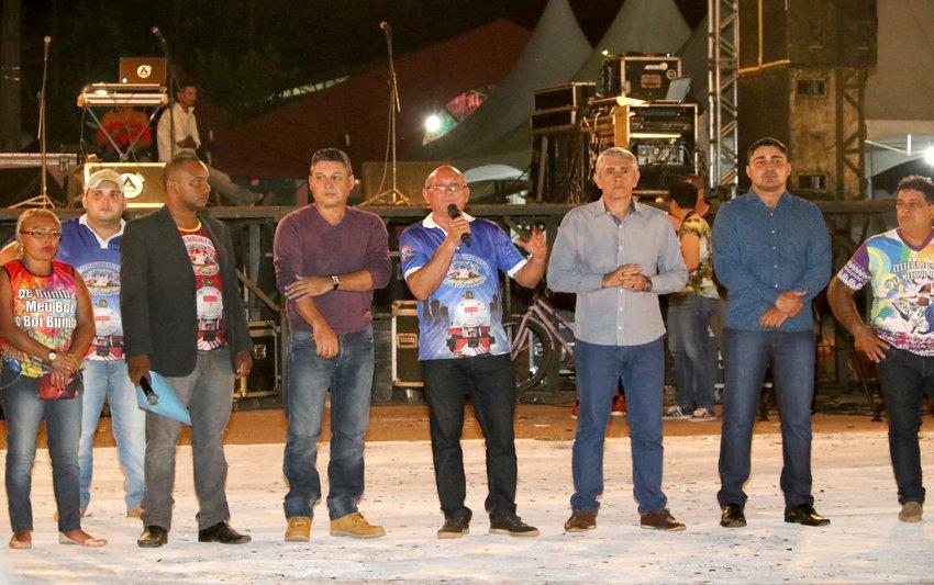 Federon agradece apoio ao Flor do Maracujá - Por Zekatraca