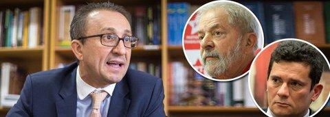 Moro age como se fosse autoridade superior, diz Favreto no CNJ