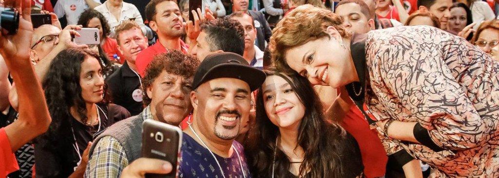 Dilma lidera com folga disputa para o Senado - Gente de Opinião