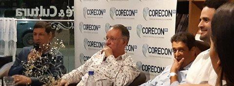 Corecon realiza Momento Café e Economia na livraria Exclusiva
