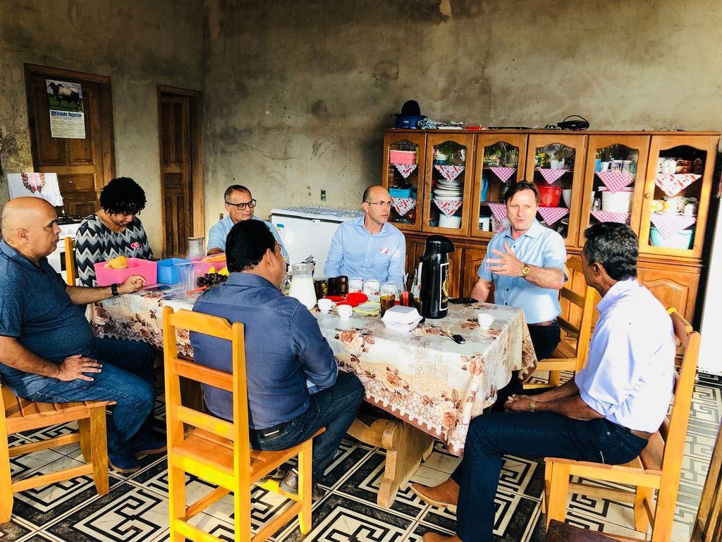 Acir começa campanha pelo Vale do Guaporé - Gente de Opinião