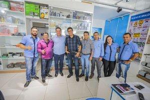 Maurão de Carvalho diz que sua gestão vai priorizar criação de empregos e fortalecimento das empresas - Gente de Opinião