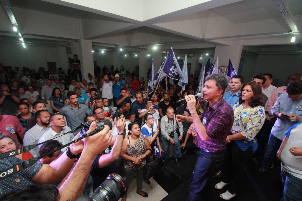 Expedito diz que será governo  dodiálogo e da união entre todos - Gente de Opinião