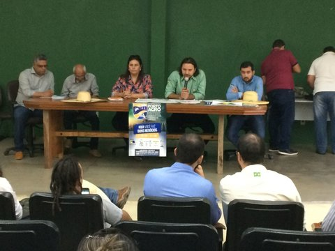 Prefeitura cria linha especial de ônibus para atender público da Portoagro