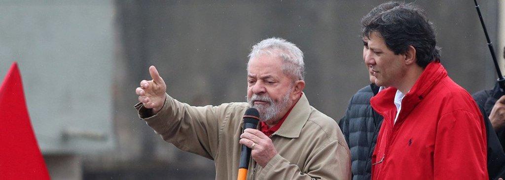 Na pesquisa do mercado, Lula não para de subir e Haddad encosta em Bolsonaro  - Gente de Opinião