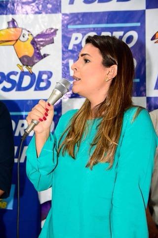 Mariana Carvalho inaugura comitê nesta terça – feira - Gente de Opinião