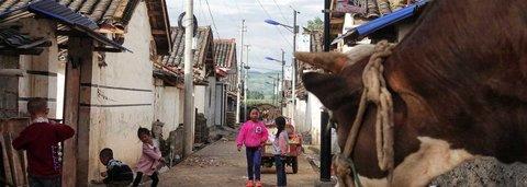 China anuncia que vai erradicar pobreza absoluta até 2020