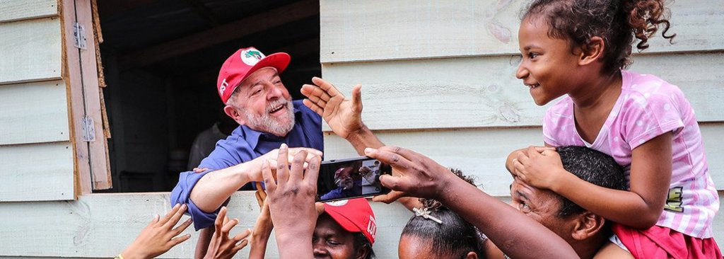 Ibope: Lula tem 37% e pode liquidar a fatura no primeiro turno - Gente de Opinião