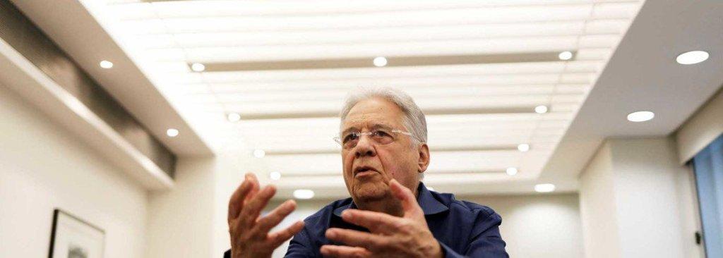 FHC reafirma que PSDB pode apoiar PT no segundo turno - Gente de Opinião