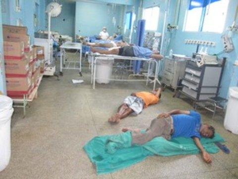 """Senhores candidatos, o Sírio-Libanês de Rondônia precisa de soluções urgentes. Não deixem seus eleitores morrer"""""""